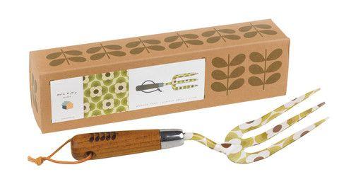 Orla Kiely Potting Fork - Cadeaux.ie