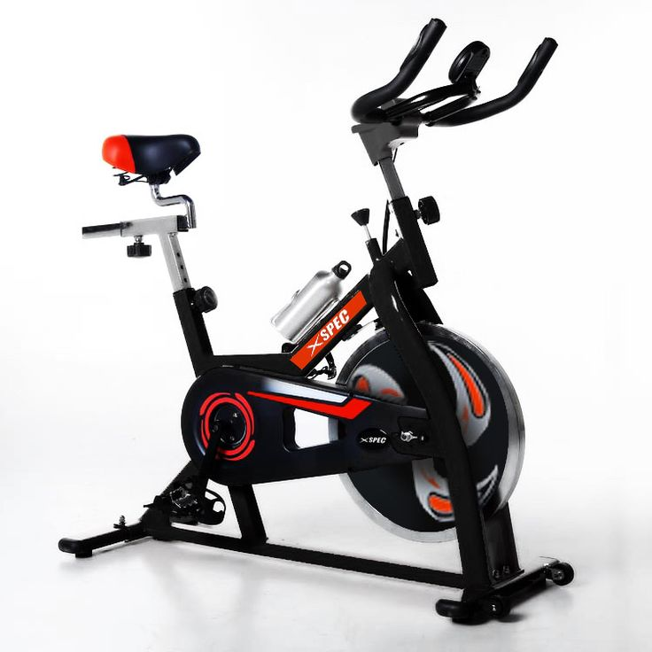 Xspec Pro Stationary Spin Spinning Exercise Bike Cardio Indoor Cycling Bicylce