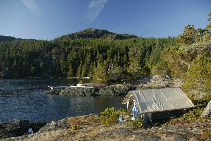 Spirit of the West Kayaking, Johnstone Strait
