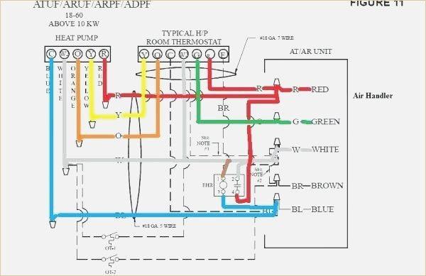 nordyne thermostat – recycfo  thermostat wiring heat pump