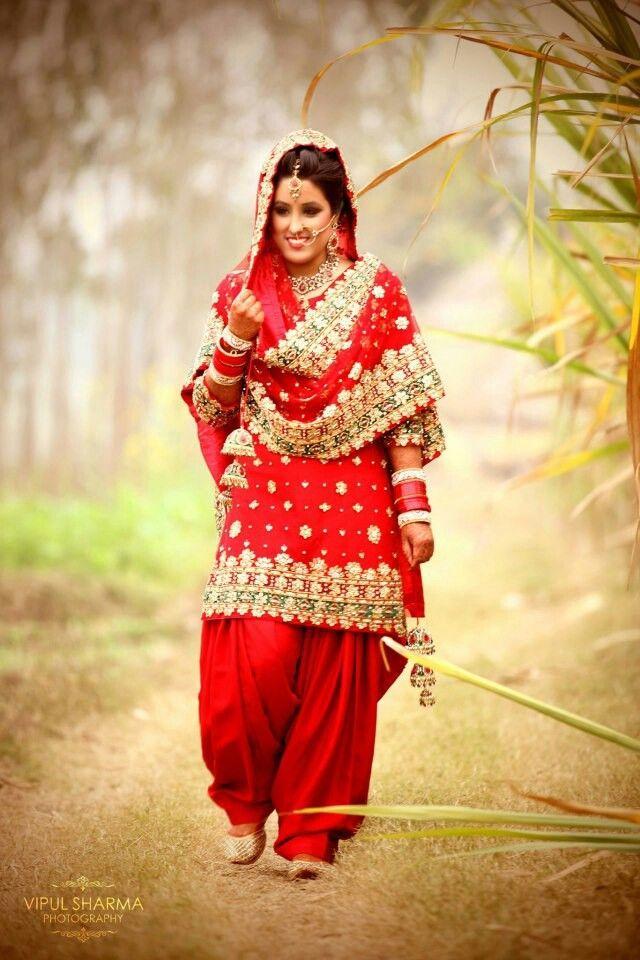 Punjabi Bride, Sikh by RockRajesh