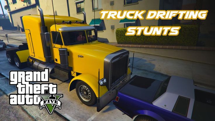 GTA 5 / GTA V truck epic drifting stunts, parallel parking and more. Created with Rockstar Editor using custom mods on PC platform.