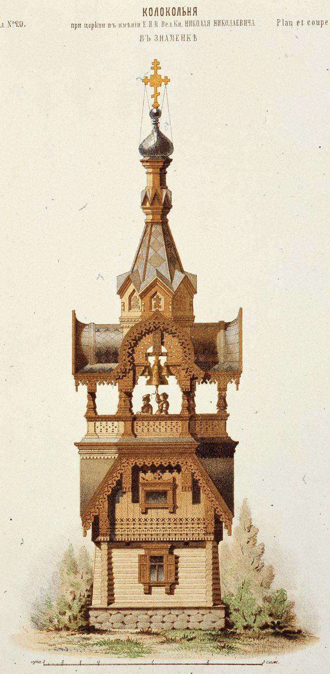 Motifts de L'Architecture Ruse - RussMotifs