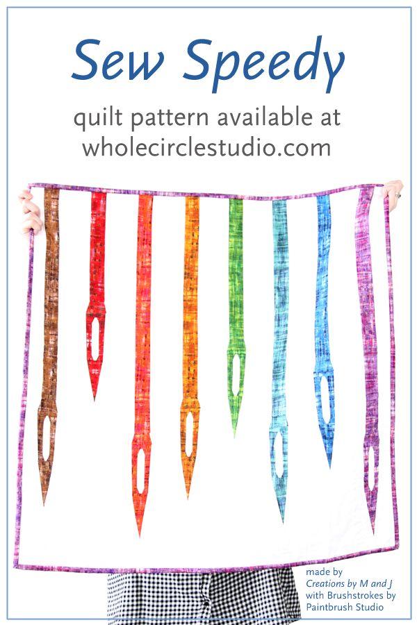 Sew Speedy Mini Quilt Pattern Pdf Download Mini Quilt Patterns Quilt Patterns Foundation Paper Piecing Patterns