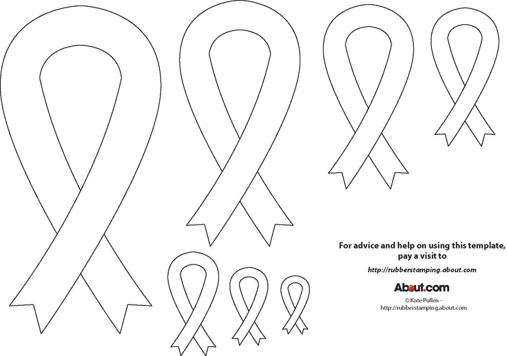 Free Breast Cancer Awareness Ribbon Templates For Your