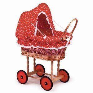 der gute alte Puppenwagen