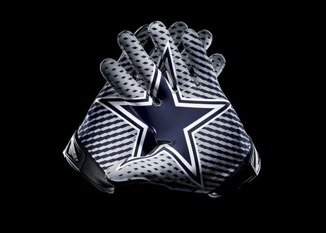 DALLAS COWBOYS 2012 NIKE FOOTBALL UNIFORM | G Uniform
