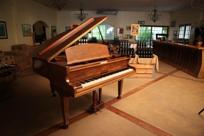 Backsberg, R15 per person for 5 wine tasting