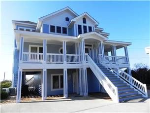 Make your vacation getaway the most memorable yet in this gorgeous, sound front home, recently refurbished for the 2013 rental season and ...