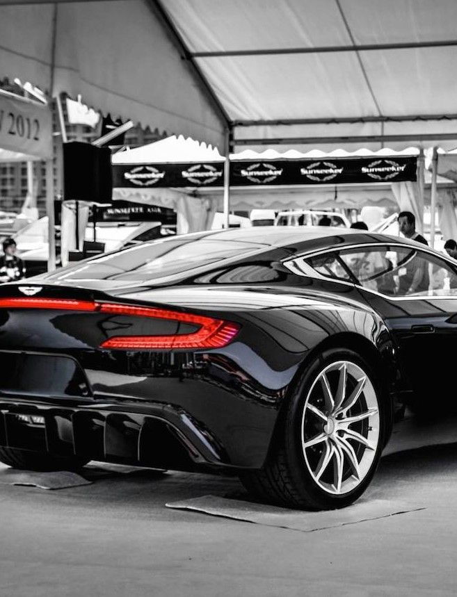 Aston Martin One-77 | repinned by: Тіиа || У-Z |