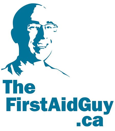 The First Aid Guy-new logo design