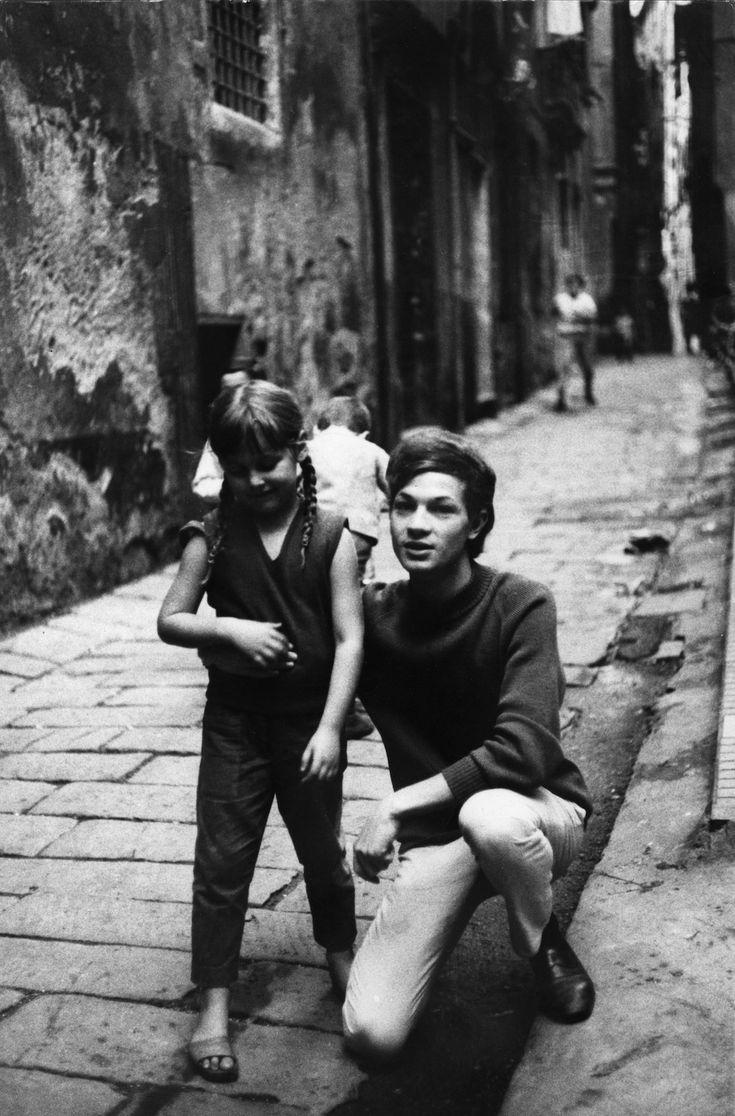 1965-1971, Travestiti (Lisetta Carmi)