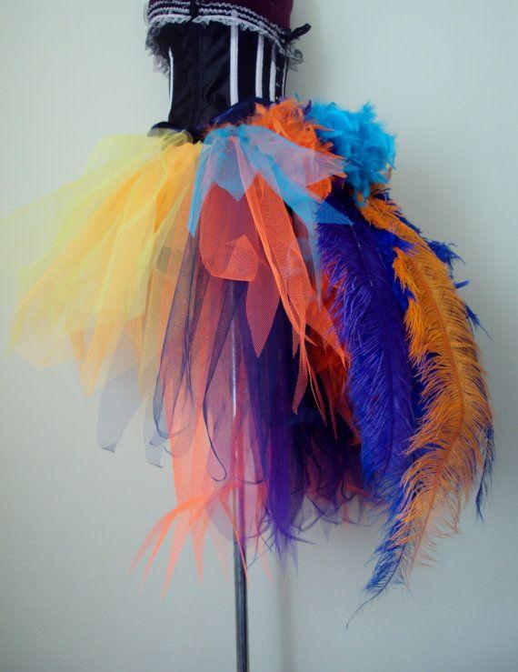 how to make a burlesque tutu