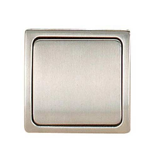 25 best images about brushed nickel cabinet knobs on for Brushed nickel knobs for kitchen cabinets