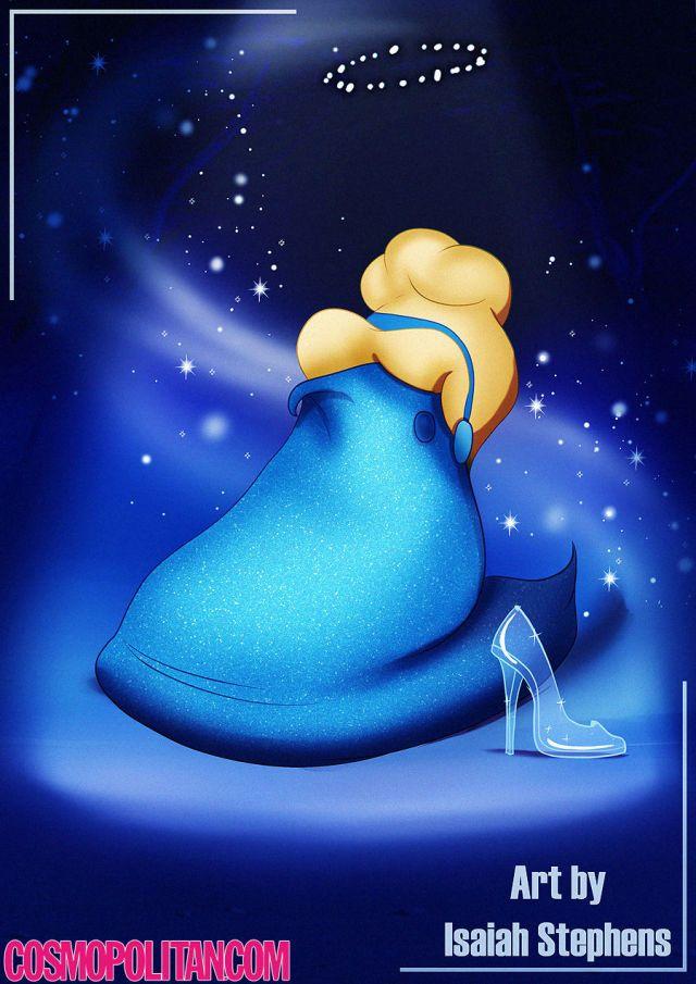 If Disney Princesses Were Peeps