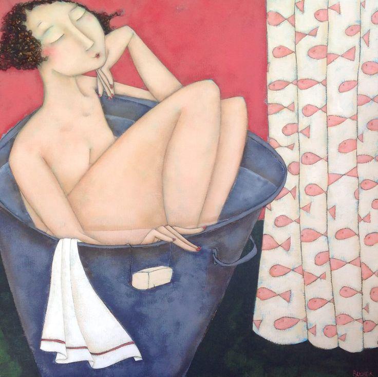 Magalie Bucher   ILLUSTRATION