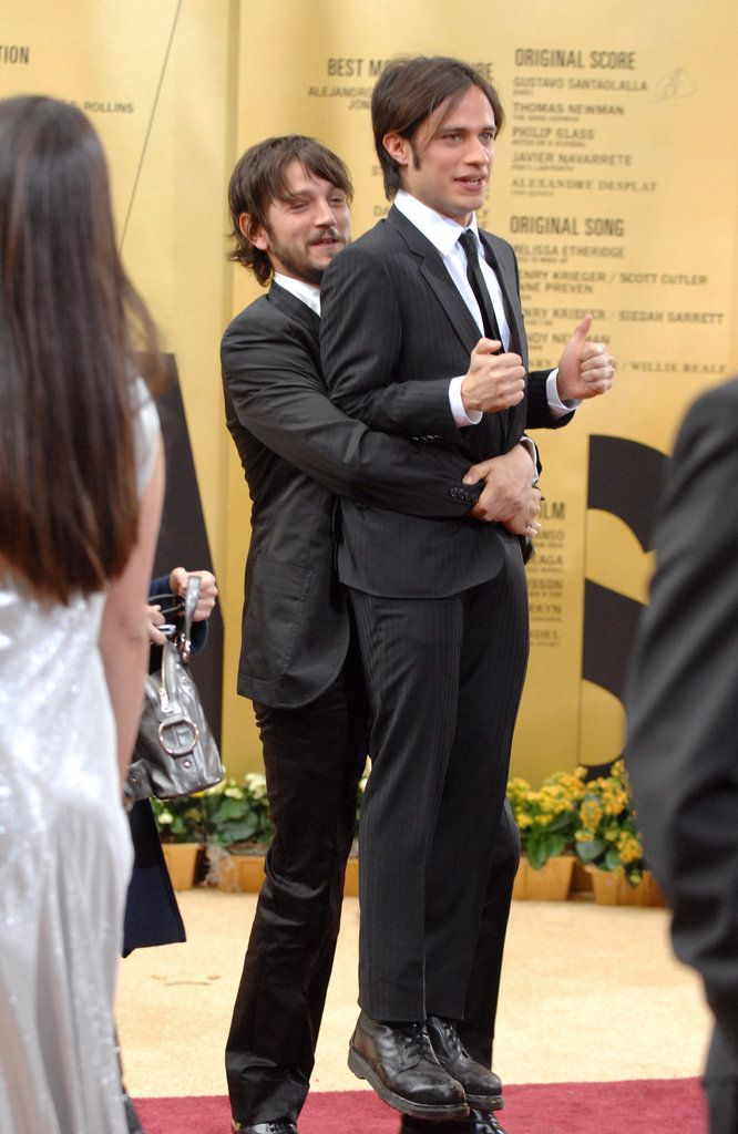 The friendship between Diego Luna and Gael García Bernal goes way, way back and has only grown stronger since they starred together in world-renowned Y Tu Mamá También.