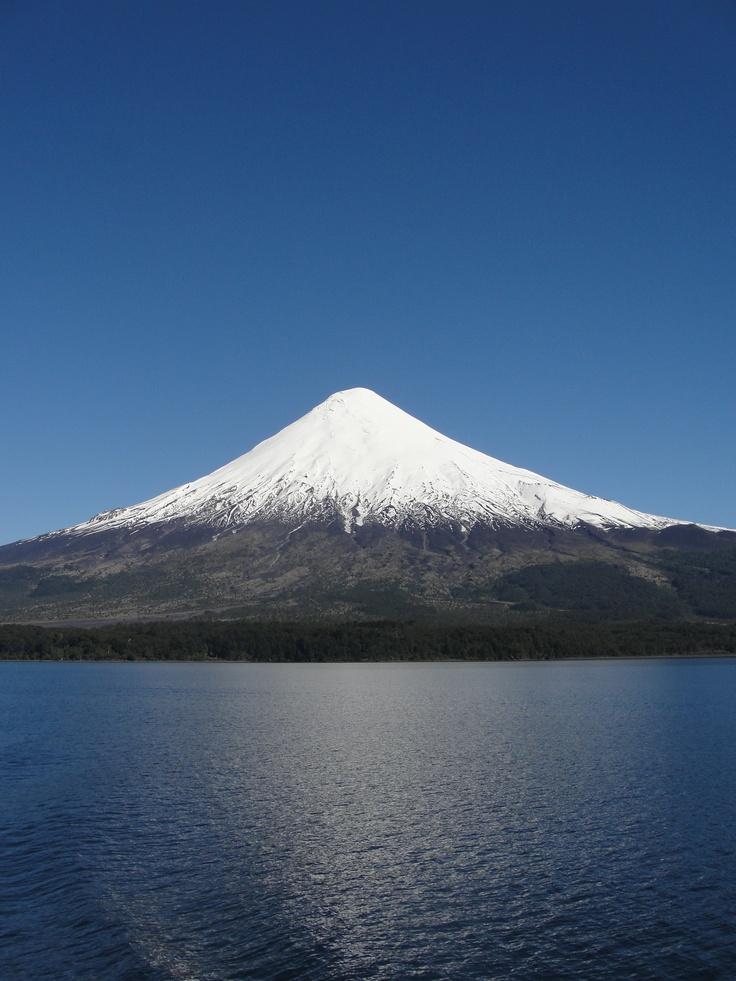 Lago Todos Los Santos (Chile)