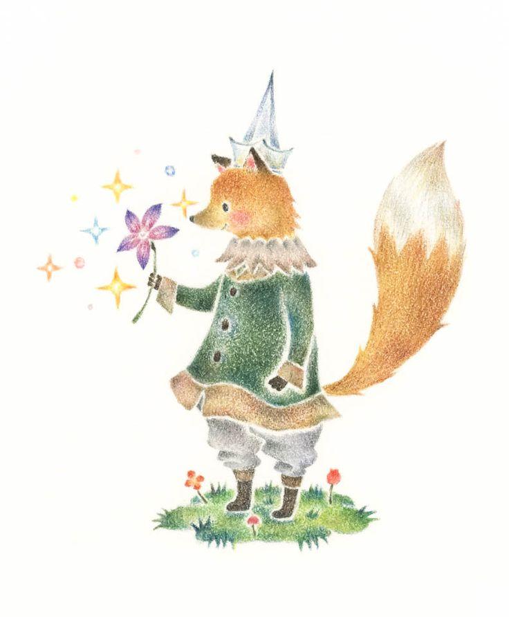 きつねのコロネ by Atelier RiLi | アトリエ リリ | CREATORS BANK http://creatorsbank.com/RiLi/works/311358