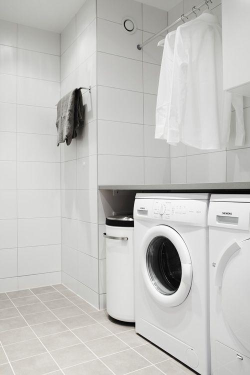 fin tvättstuga