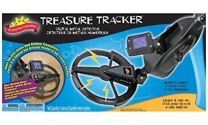 Treasure Tracker Digital Metal Detector for Kids