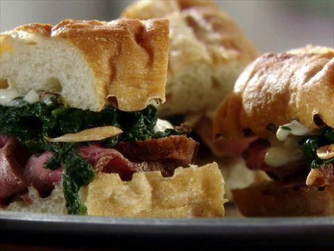Super Sandwiches Videos : Food Network - FoodNetwork.com