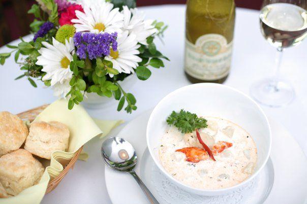 Lane's Privateer Inn Creamy Seafood Chowder
