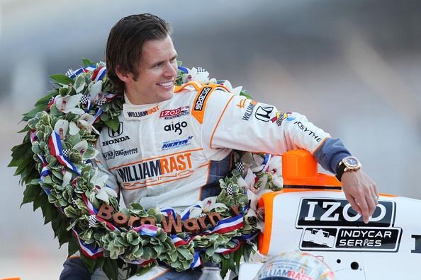 2011 Dan Wheldon   Indianapolis 500 Mile Race Champ  RIP
