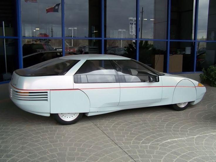Ford Probe IV Concept Car 1983