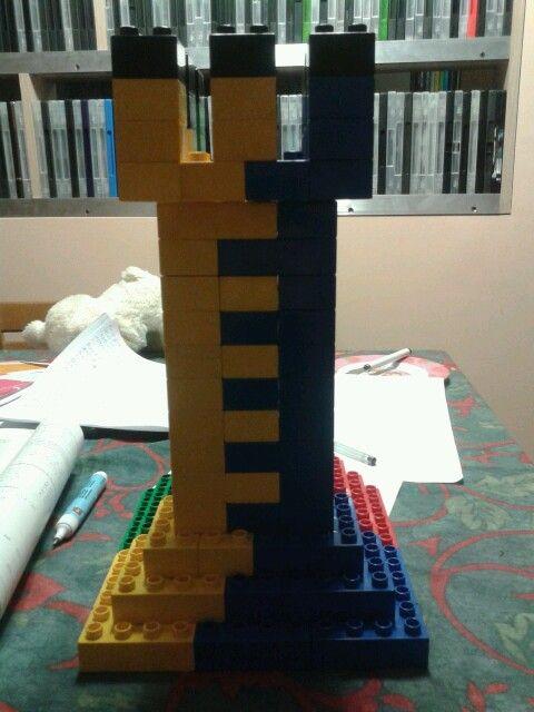 Torre di lego