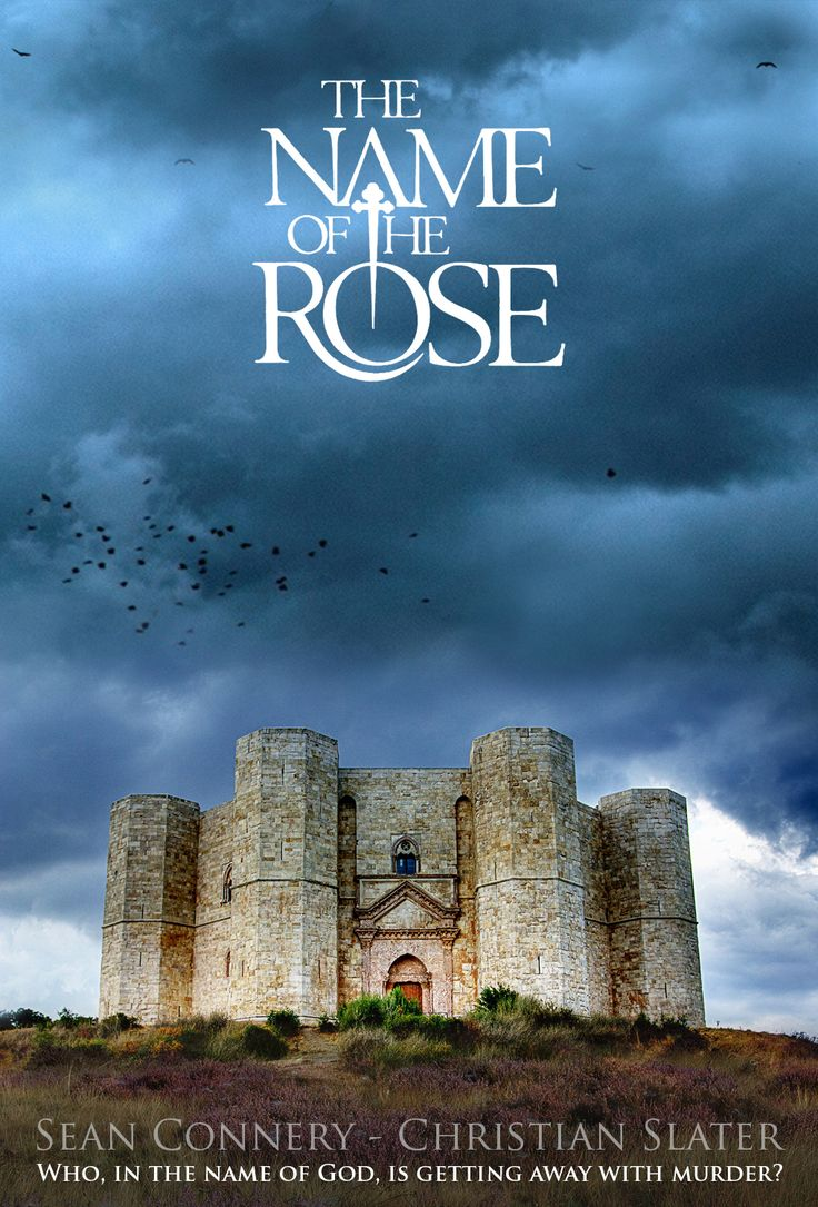 The Name of the Rose (1986) An intellectually nonconformist monk investigates a series of mysterious deaths in an isolated abbey. Sean Connery, Christian Slater, Ron Perlman