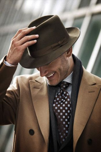 Three Reasons Why You Should Consider Wearing A Classic Men's Hat....