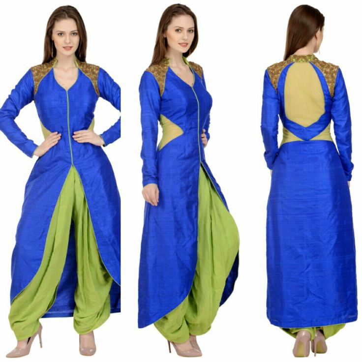 acket - Dhoti Fusion concept in electric blue and lime green. This fushion concept perfect premium outfit is now available at a fraction of its original cost. #freealterations #freehomedeliveryandpickups #tryathomebeforeorder #delhidesigner #delhigram #desidesigner #akshaywadhwa #peacock #peacockdress #lookgorgeous #feelgood #bewise #rentyourfashion #rentfromftheramp #myotr #OffTheRamp For more details and designs please visit offtheramp.com or call 8447158533.