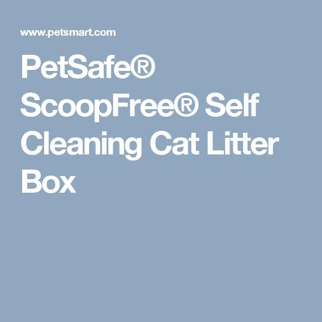 Petsafe Scoopfree Self Cleaning Cat Litter Box Litter Box Cat Litter Box