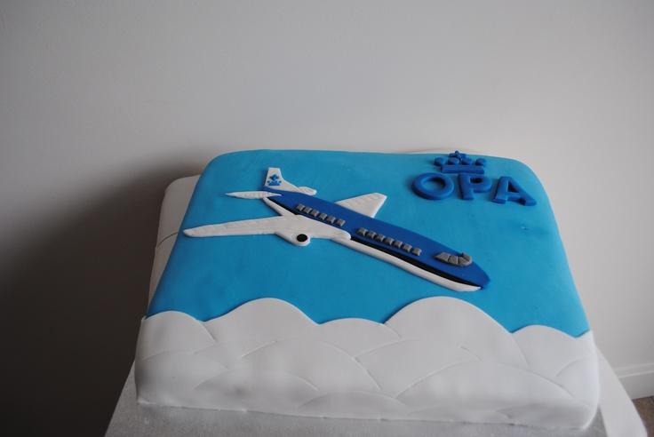 KLM / Vliegtuigtaart