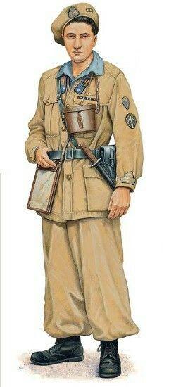 Tenente btg. Arditi - A.D.R.A., 1942, pin by Paolo Marzioli