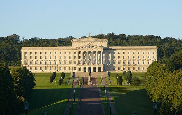 The latest collapse of government at Stormont is both a threat to the peace process and a sign that a united Ireland is now inevitable, claim the Irish American Unity conference.