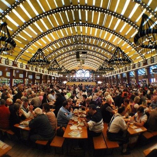 I want to go to Oktoberfest in Munich!