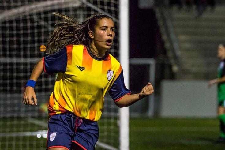 ESPAÑA 🇪🇸 | Gol ⚽️ de Maria Llompart en la victoria ✅ de la Selección Catalana SUB 18 🆚 #Extremadura por 5-0   Nuestra #ProneoPlayer solo nos trae buenas noticias, ➡ ¡¡¡Y QUÉ CONTINÚEEEEE!!! 😉  #ProneoFutbol #ProneoTalent #ProneoTeam #Femenino #FutFem Maria Llompart Pons Fcf Federacio Catalana