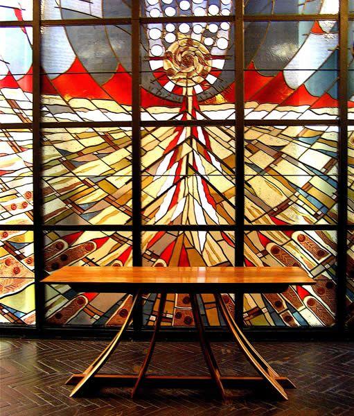 Altar, St James Church, Sydney, 1989 - Leon Sadubin