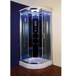 Cabine de douche complète hydromassante design: achat cabine de douche complète hydromassante design - Azura Home Design