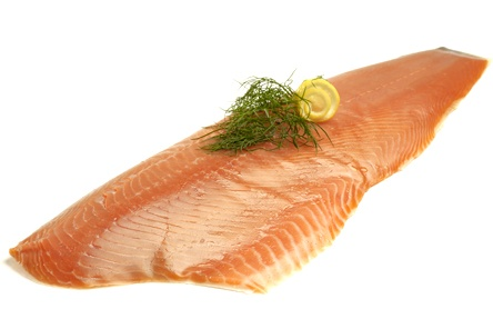 Our renowned 'Freedom Food' Scottish salmon fillets cured in our special recipes before being slowly and tenderly hot smoked.
