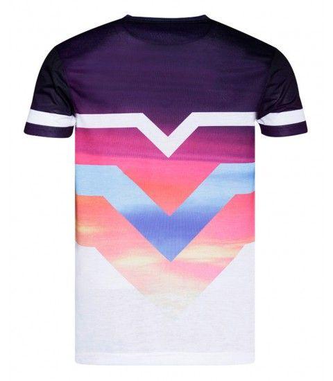 T-Shirt Unkut Paradise Blanc - Unkut Shop Officiel