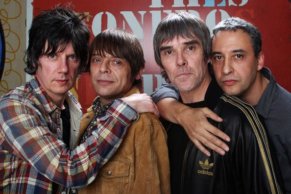 Stone Roses 2011: Growing List, Headlining Slot, Band Reportedly, Festival 2012, 1Million Deal, Ian Brown, Stones