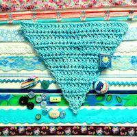 Vlag – basis haakpatroon | breien, haken, handwerken, kennis doorgeven, mensen verbinden