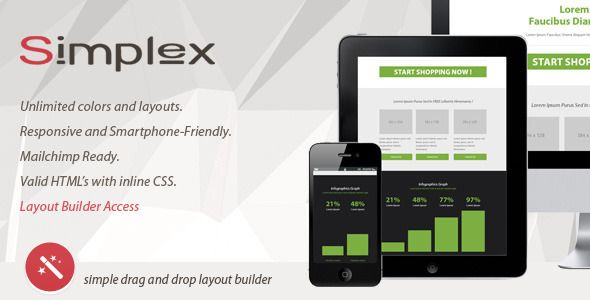 51 Best Responsive HTML Email Template of 2014