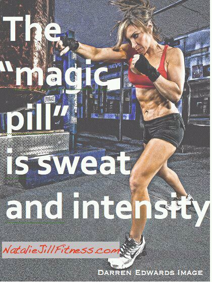 """I love when people ask, """"how did you lose weight""""? I worked my a$$ off, there's no """"magic"""" pill!"""