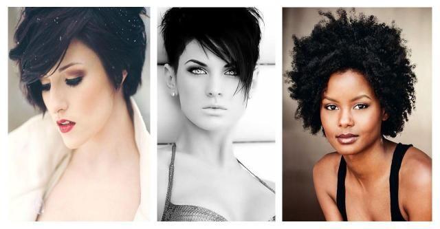 Ciemny kolor włosów ciągle przeżywa swoje odrodzenie w świecie fryzjerstwa. Pomysłów na czarne włosy jest mnóstwo... #WŁOSYCZARNE #WŁOSY #CZARNE #FRYZURY