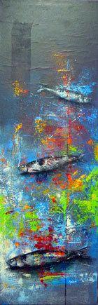 Pascal Merlet - Tres sardinas