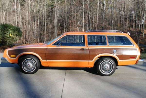 1977 FORD PINTO COUNTRY SQUIRE That was our 70s car.... glad no one rear ended us
